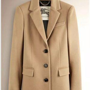 Burberry Coat Size 8